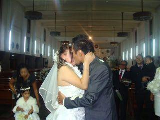 La boda de Javier y Wendy