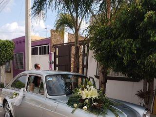 La boda de Belén  y Oscar  1