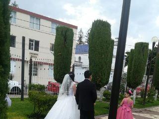 La boda de Belén  y Oscar  3