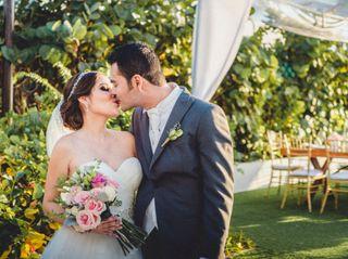 La boda de Elba y Julio