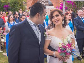 La boda de Blanca y Aaron