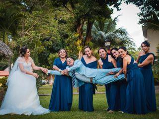 La boda de Nagheli y Marco