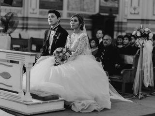 La boda de Corey y Gustavo