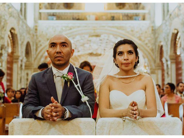 La boda de Vero y Alan
