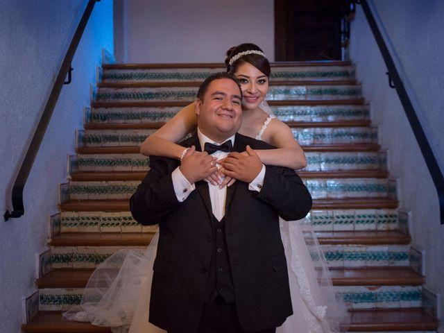 La boda de Zitlallic y Ricardo