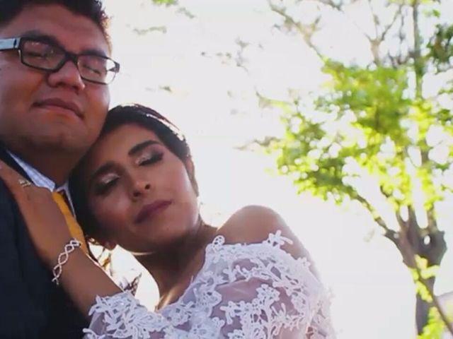 La boda de Paulina y Carlos