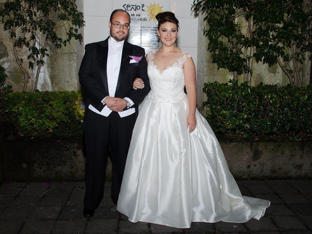 La boda de Azucena  y Mario