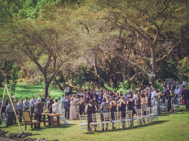 La boda de Hatziri y Alejandro