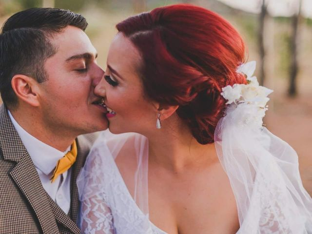 La boda de Rafael y Marcia en Ensenada, Baja California 9