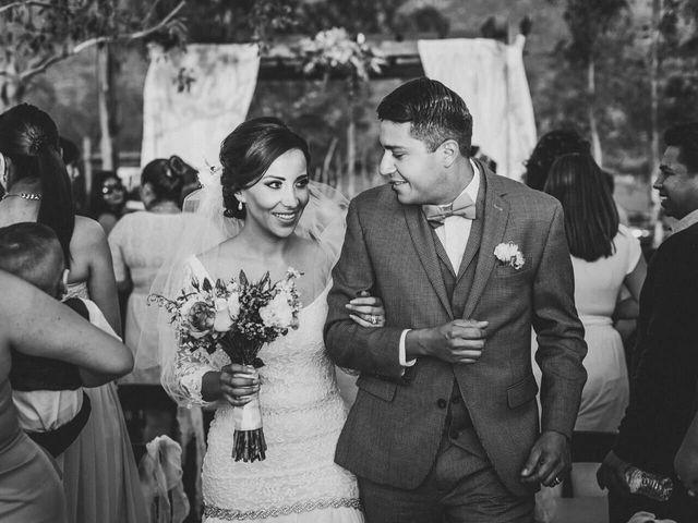 La boda de Marcia y Rafael