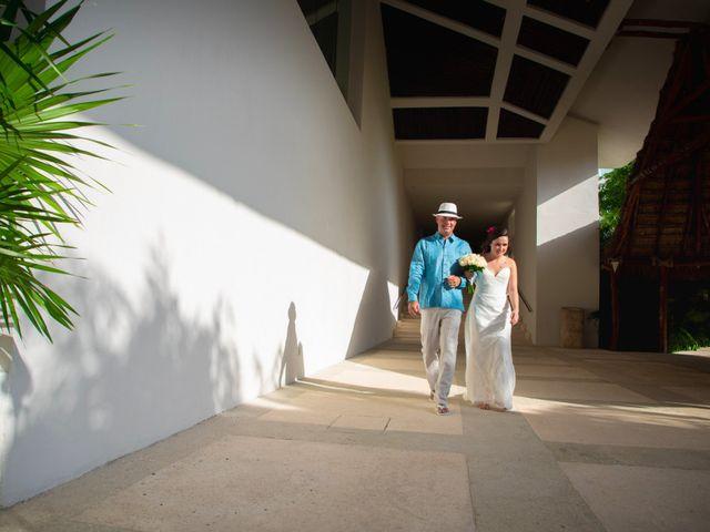 La boda de Kearsten y Bryce