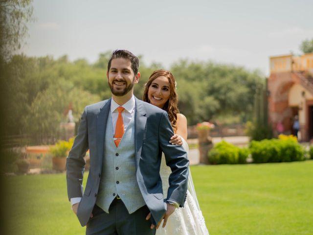 La boda de Liliana y Rubén