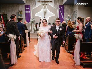 La boda de Grecia y Alex