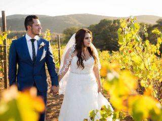 La boda de Adriana y Alberto