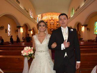 La boda de Abigail  y Eduardo  2