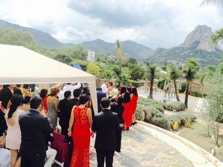 La boda de Sandra y Jorge Luis 2