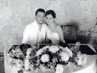 La boda de Sandra y Jorge Luis