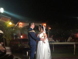 La boda de Ramón y Génesis 2