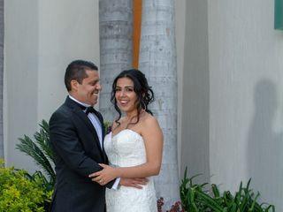 La boda de Patricia y Chuy 1