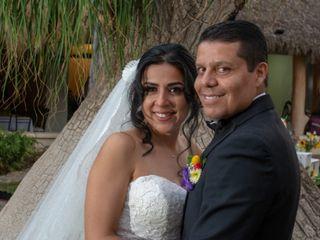 La boda de Patricia y Chuy 2