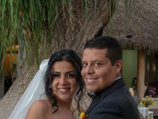 La boda de Patricia y Chuy 3