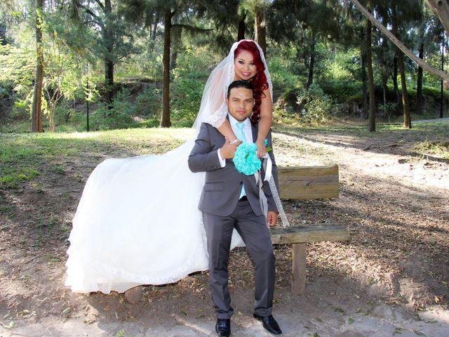 La boda de Claudia y Erik