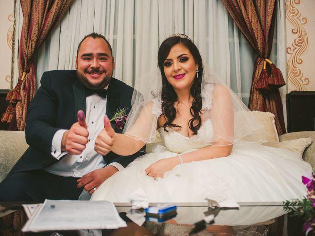La boda de Griselda y Rolando