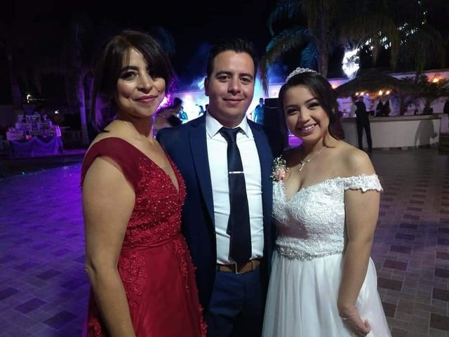 La boda de Ramón y Génesis