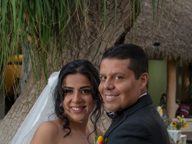 La boda de Chuy y Patricia en Zapopan, Jalisco 4