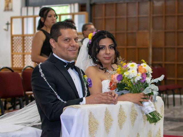 La boda de Chuy y Patricia en Zapopan, Jalisco 32