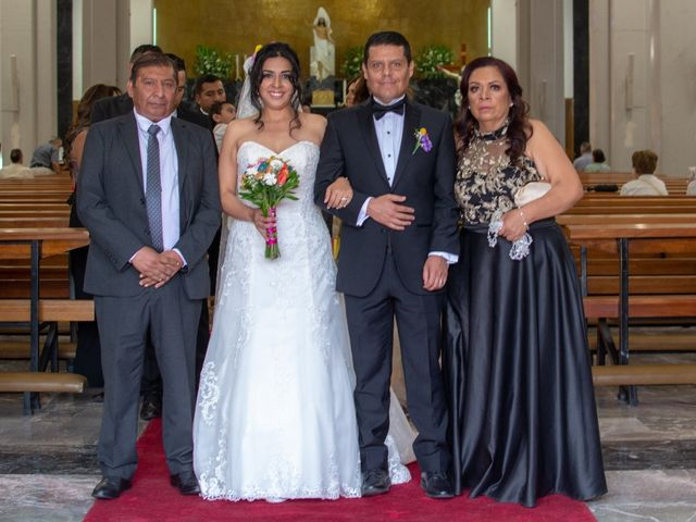 La boda de Chuy y Patricia en Zapopan, Jalisco 36