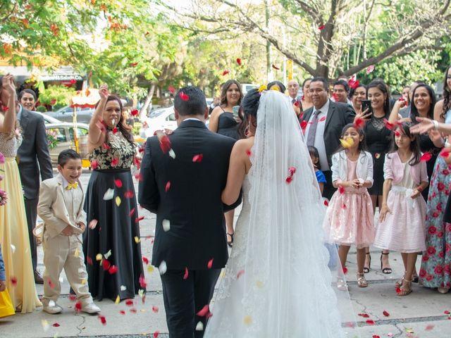 La boda de Chuy y Patricia en Zapopan, Jalisco 38