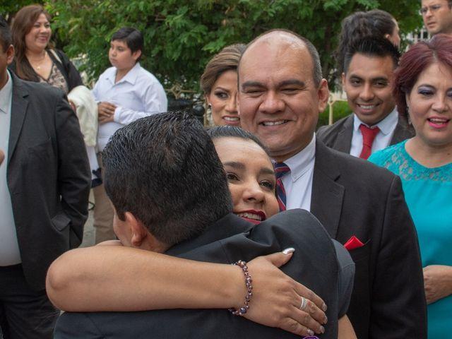 La boda de Chuy y Patricia en Zapopan, Jalisco 39