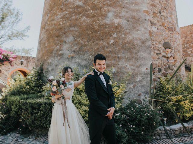 La boda de Héctor y Liz en El Marqués, Querétaro 15