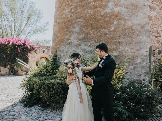 La boda de Héctor y Liz en El Marqués, Querétaro 16