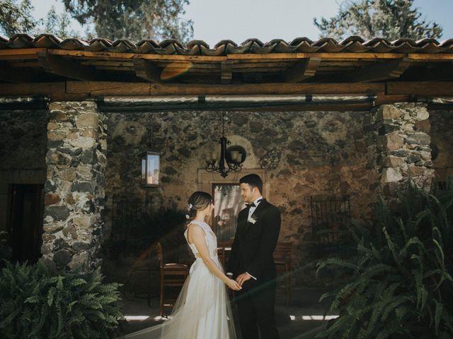 La boda de Héctor y Liz en El Marqués, Querétaro 22