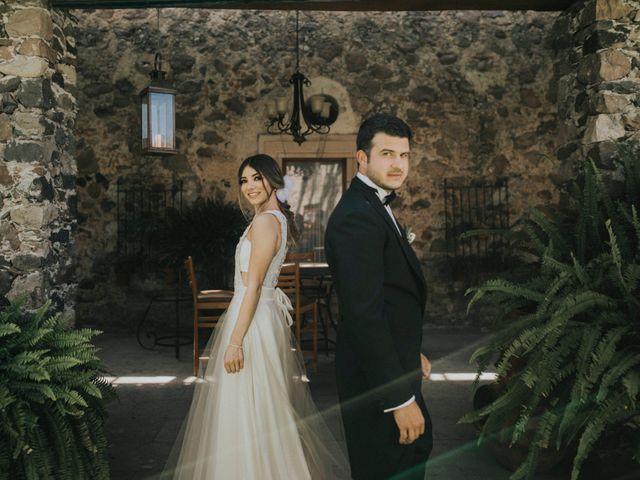 La boda de Héctor y Liz en El Marqués, Querétaro 23