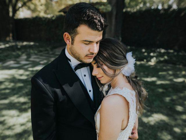 La boda de Héctor y Liz en El Marqués, Querétaro 1