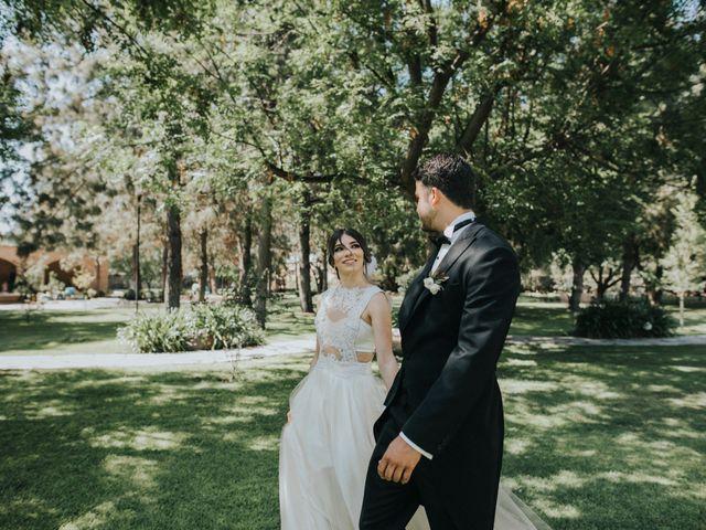 La boda de Héctor y Liz en El Marqués, Querétaro 28