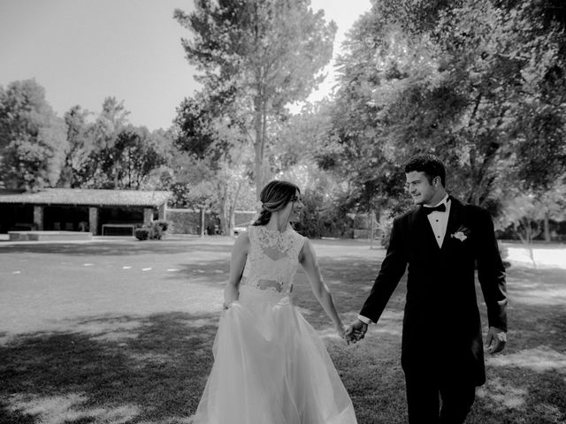 La boda de Héctor y Liz en El Marqués, Querétaro 29