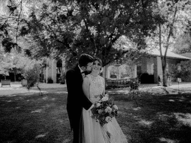 La boda de Héctor y Liz en El Marqués, Querétaro 31