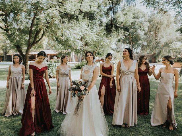 La boda de Héctor y Liz en El Marqués, Querétaro 34