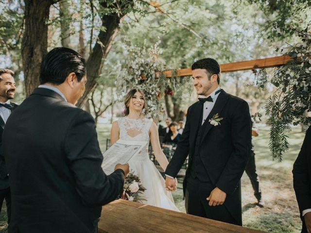 La boda de Héctor y Liz en El Marqués, Querétaro 37