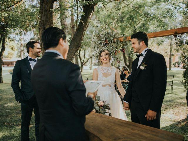 La boda de Héctor y Liz en El Marqués, Querétaro 38