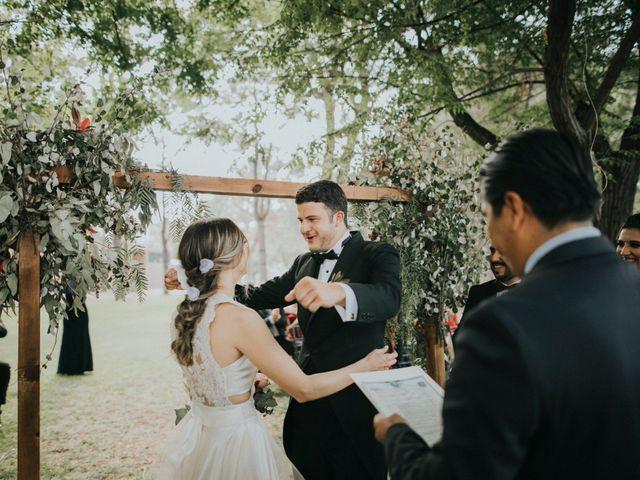 La boda de Héctor y Liz en El Marqués, Querétaro 40