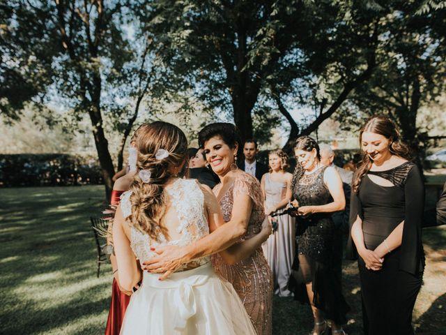 La boda de Héctor y Liz en El Marqués, Querétaro 44