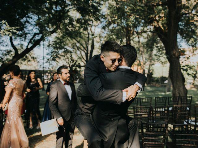 La boda de Héctor y Liz en El Marqués, Querétaro 45