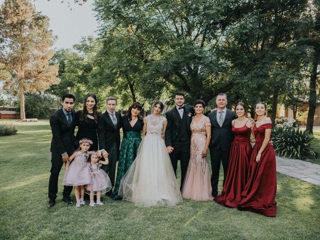 La boda de Héctor y Liz en El Marqués, Querétaro 46