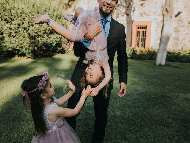 La boda de Héctor y Liz en El Marqués, Querétaro 47