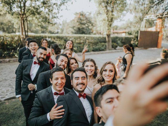 La boda de Héctor y Liz en El Marqués, Querétaro 48